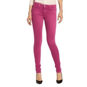 Joe Jeans The Skinny Pant in Wild Orchird Pink 🌸